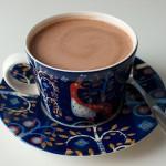 Chocolat à la taza