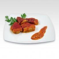 Poivrons del piquillo farcis au thon. 260 g.