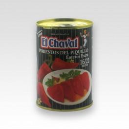 Poivrons du piquillo. 390 g