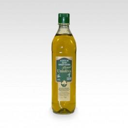 Aceite de oliva virgen extra. Botella de 750 ml.