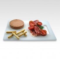 Mousse de jambon ibérique. 140 g.