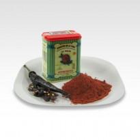 Piment rouge de la Vera piquant. 70 g.