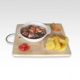 Poulpe à l'huile d'olive. 110 g.