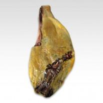 Jamón ibérico (pata negra). 5,8 kg. Deshuesada.