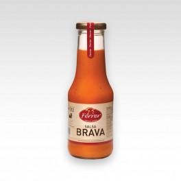 Sauce brava. 250 ml