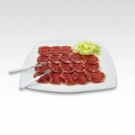Lomo ibérique de bellota en tranches. 100 g