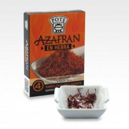 Safran en pistils (filaments). 400 mg.